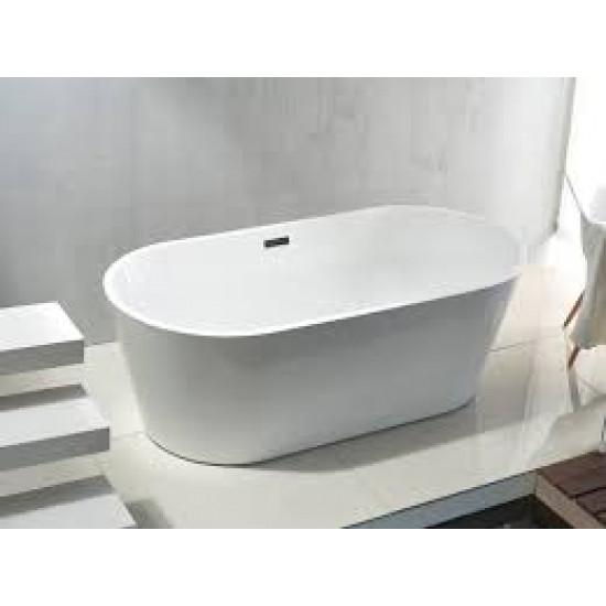 Acryl vrijstaand bad rond